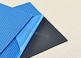 Термопрокладка 3K600 BK44 2.0мм 50x50 6W черная для видеокарт термоинтерфейс термопаста, фото 3