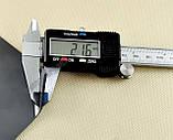 Термопрокладка 3K600 BK44 2.0мм 50x50 6W черная для видеокарт термоинтерфейс термопаста, фото 4
