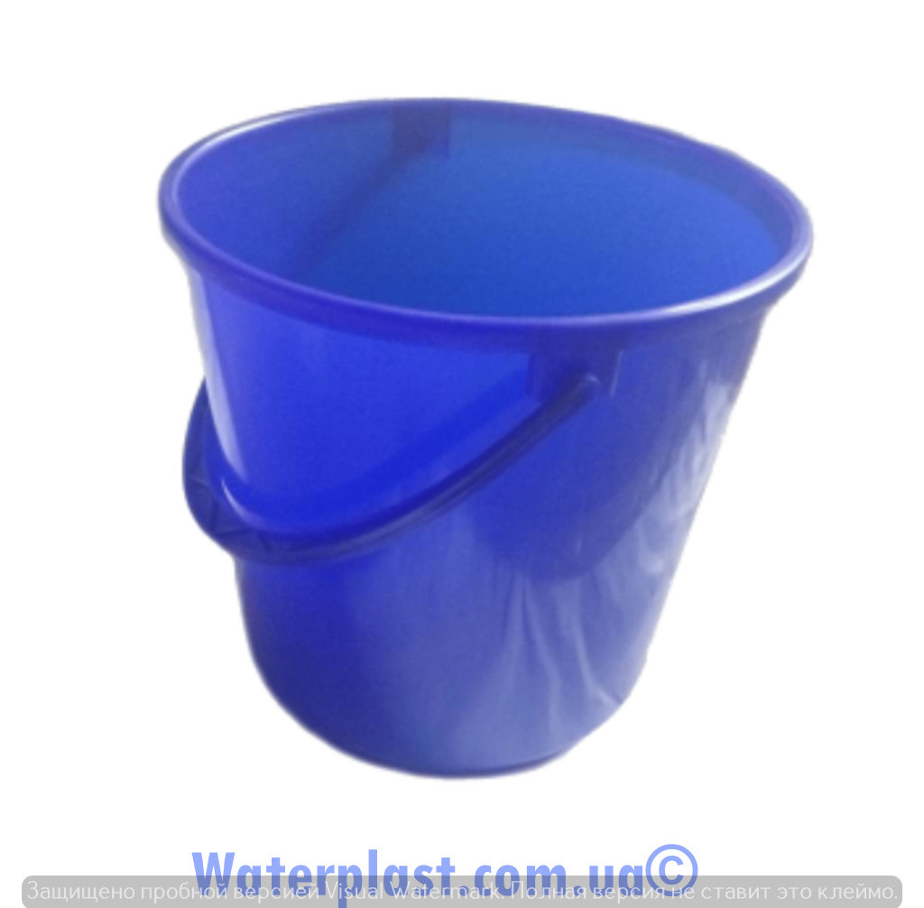 Ведро пластиковое 14 литров