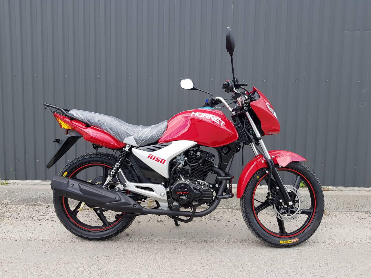 Мотоцикл HORNET R-150 (150куб.см), красный