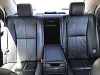 Салон черный кожаный Mercedes s-class w221 Long