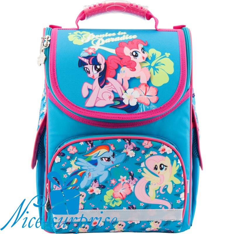 Школьный рюкзак для девочки Kite My Little Pony LP18-501S-1 - купить ... 3a5cbda4153