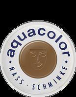 Коричневый аквагрим AQUACOLOR 30мл(оттенок CHIN)
