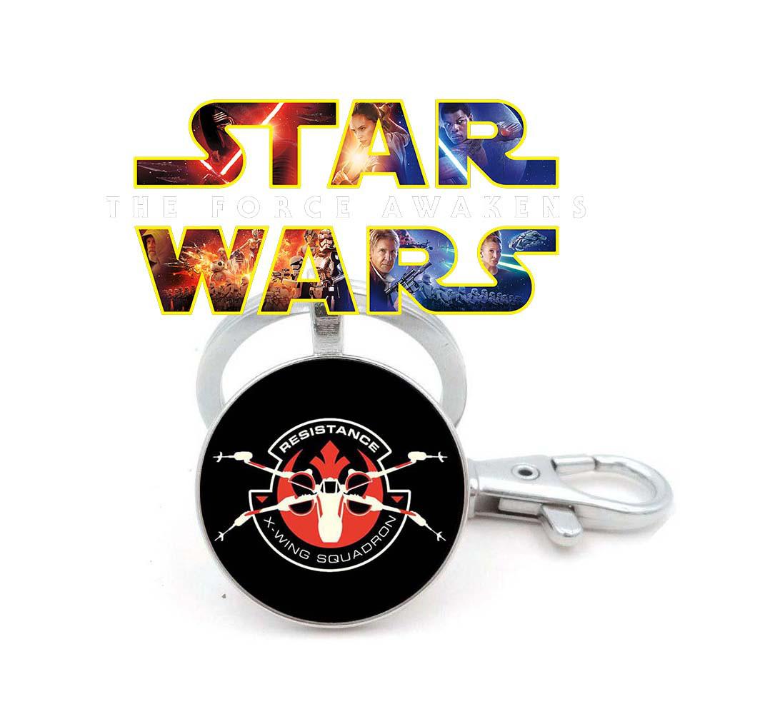 Брелок Star Wars Звездные войны X-wing squadrong