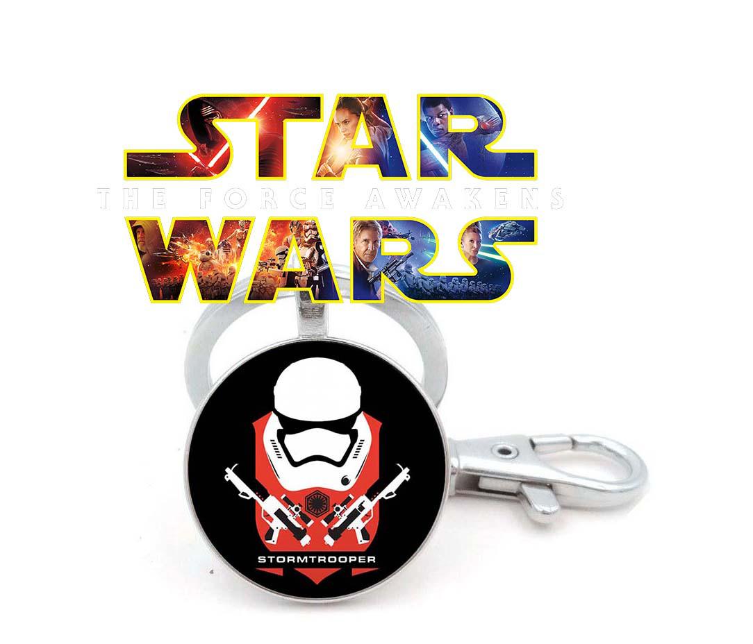 Брелок Star Wars Звездные войны со звездным десантником