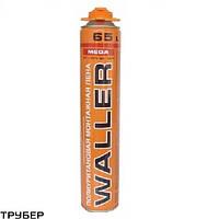 Монтажная пена проф. WALLER 50 л. 750 мл