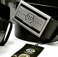 Ремни Philipp Plein, кожаные брендовые ремни PHILIPP PLEIN, ремни филипп плейн, фото 1