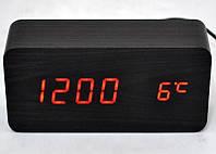 Цифровые часы Vst 862-1 Red, фото 1