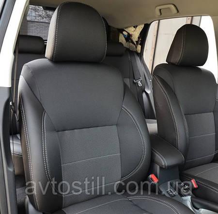 Чехлы на сидения Toyota Auris 1 (2006-2012)