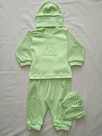 Одяг для новонароджених оптом в категории костюмы и наборы для ... 385892bd0a325