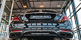 Карбоновый обвеса на Mercedes S-Сlass W222 S63 S65 AMG, фото 3