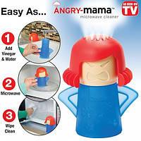 Очиститель микроволновки Angry Mama (Злая Мама)