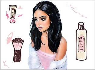 Основы под макияж (праймеры), фиксаторы макияжа