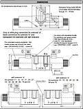 Гидрораспределитель Сaproni с электромагнитным управлением CETOP5 (NG10) RH10...1-...F.., фото 3
