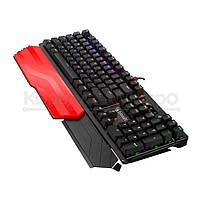 Клавиатура A4 Bloody B975 игровая, механическая, подсветка LED, USB, чёрный, фото 5