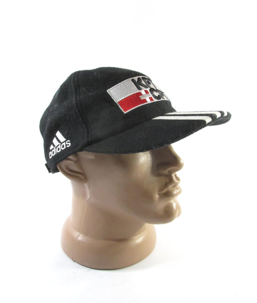 Бейсболка утепленная Adidas, шерсть,56-58 см, Как Новая!