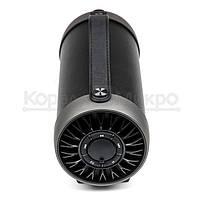 Колонки портативные 2.0 Dialog Progressive AP-930 RMS 12W, Bluetooth, FM, USB, SD, чёрный, фото 2