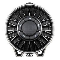 Колонки портативные 2.0 Dialog Progressive AP-930 RMS 12W, Bluetooth, FM, USB, SD, чёрный, фото 6