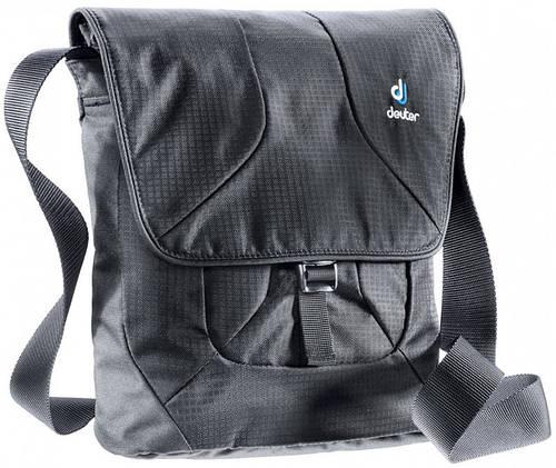 Сумка-планшет для города, на плечо DEUTER APPEAR, 85033 черный, синий, серый