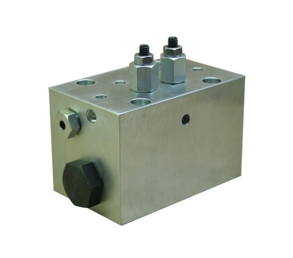 Клапаны Caproni для автоматического переключения с пилотным управлением CETOP5 (NG10) DVAS10-20
