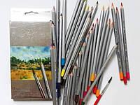 Набор акварельных карандашей 36 цв MARCO 7120/36