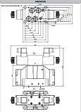 Гидрораспределители Caproni RH 16 серии СЕТОР 7, фото 2