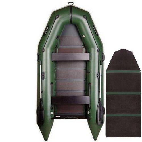 Надувная лодка Барк BT-330B; 4-х местная. Моторная;