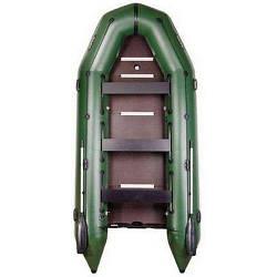 Килевая надувная лодка Барк BT-450S; 8-и местная. Моторная;