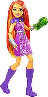 Кукла СтарФаер (Звездный Огонь) из серии Девочки Супер Герои Mattel DC Super Hero Girls Starfire Action Doll