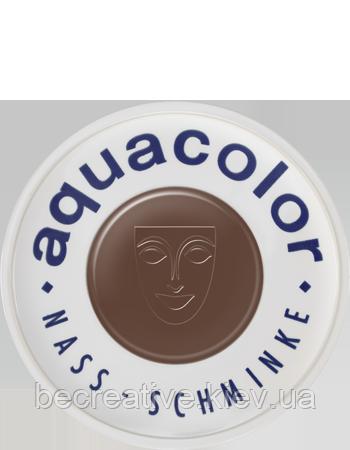Коричневый аквагрим AQUACOLOR 30мл(оттенок NG 1)