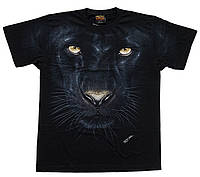 Футболка Пантера (светится в темноте), Размер XL