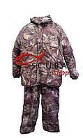 """Зимний костюм для охоты и рыбалки """"Зеленая хвоя"""" утепленный на флисе (Алова), фото 1"""