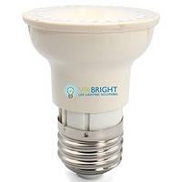 LED лампа диммирумая E-27 4.5W (240Lm) 2800K PAR-16 Viribright (Вирибрайт)