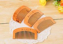 Расческа для волос деревянная
