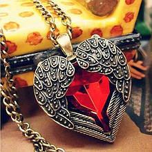 Подвеска Сердце для девушки в подарок