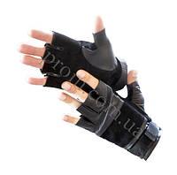 Перчатки тактические кожа