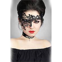 Ажурная маска для лица Асимметрия