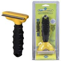 Щетка для груминга собак и кошек Furminator deShedding Tool (Фурминатор) Лезвие 6,8 см Против линьки