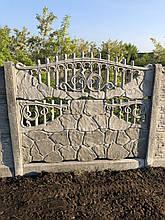Заборы наборные глянец Щорск Кринички Пятихатки. Вольногорск, фото 2