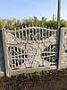 Заборы наборные глянец Щорск Кринички Пятихатки. Вольногорск, фото 5