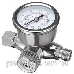 Регулятор давления профессиональный Intertool  PT-1423