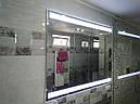 Зеркало с подсветкой Дуаллайт 80*60см, фото 2