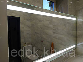 Зеркало с подсветкой Дуаллайт 80*60см
