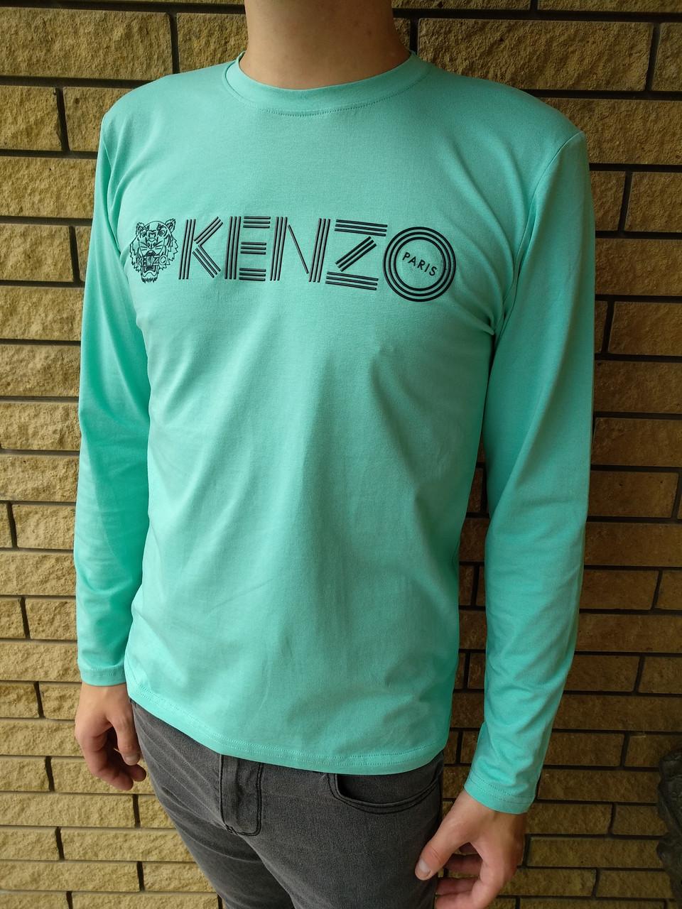 Батник мужской брендовый реплика KENZO