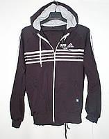 Мужской спортивный костюм трикотаж adidas (Р. 46-54) купить оптом от производителя.доставка из Одессы(7КМ)