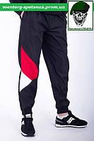 Спортивные штаны Joker, красно-белые