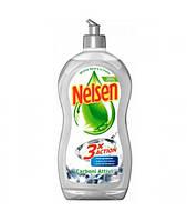 Средство для мытья посуды Nelsen Carboni Attivi 1l