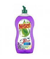 Средство для мытья посуды Nelsen Lavanda 1l