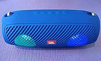 Беспроводная портативная колонка JBL Xtreme Led blue Реплика