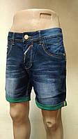 Шорты мужские джинсовые молодёжные  25042
